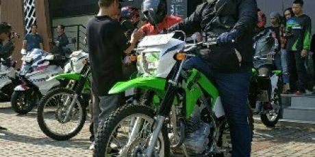 KMI Berencana Naikkan Harga Motor Kawasaki KLX 230 Per Juli