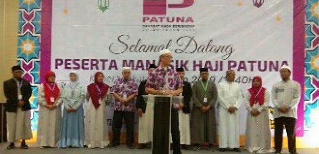 Tuntun Manasik, Patuna Mekar Jaya Bekali Sebanyak 417 Calon Jamaah Haji Indonesia