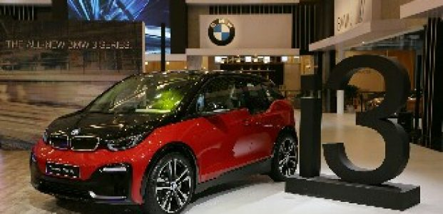 GIIAS 2019, BMW Luncurkan All-New BMW Seri 3