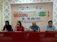 KBN dan IGS Event Organizer Selenggarakan Wedding Expo dan Nikah Gratis