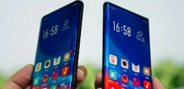 "OPPO Pamerkan Teknologi ""Waterfall Screen"""