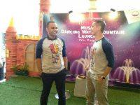 """Mall TerasKota Launching Wahana Baru """"Musical Dancing Water Fountain"""""""