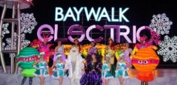 Sambut 2018, Baywalk Mall Persembahkan BAYWALK ELECTRIC CHRISTMAS