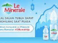 Bantu Jaga Daya Tahan Tubuh Saat Berpuasa Dengan Air Mineral Berkualitas