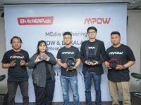 Sukses Earphone di Pasar Amerika, MPOW Sasar Pasar Indonesia