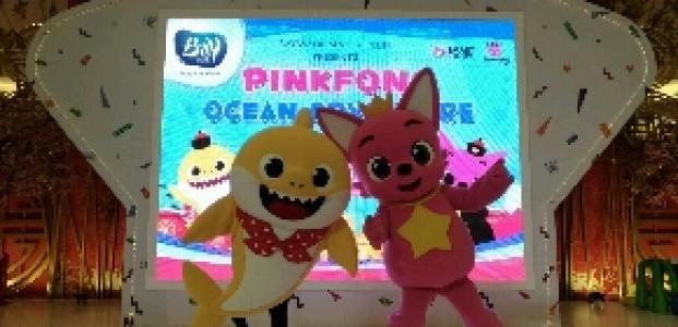 Meriah Tahun Baru Imlek Baywalk Mall – Pluit Hadirkan Pinkfong dan Baby Shark