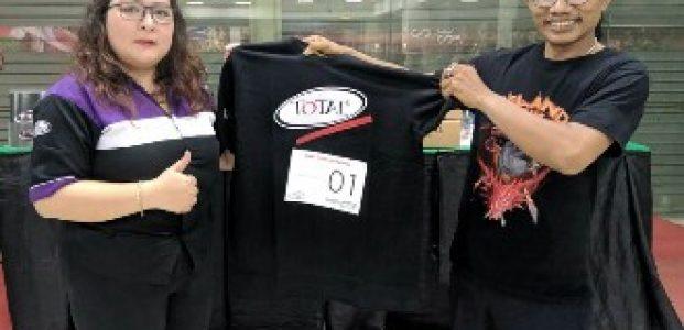 IIMS 2019, TOTAL Kembali Gelar Lomba Pasang Jok Paten