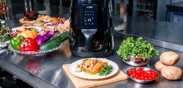 Sanwoo Air Fryer Jadikan Proses Masak Lebih Optimal