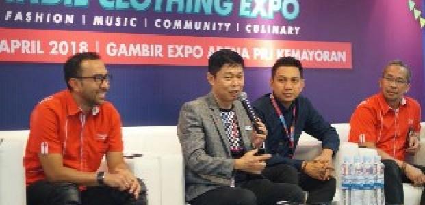 simPATI Indie Clothing Expo 2018 Hadir di Jakarta