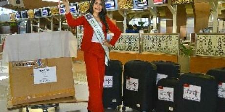 Astira Intan Vernadeina Wakil Indonesia di Miss Eco International 2018