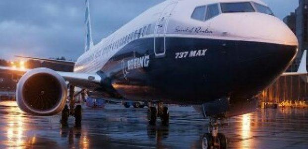 Pemerintah Larang Sementara Penerbangan Boeing 737 Max 8