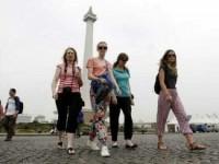 Kunjungan Turis ke Jakarta Mengalami Penurunan
