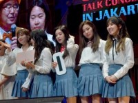Grup K-Pop Red Velvet Bikin Histeris Fansnya di Jakarta