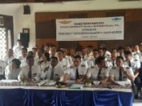 Keluhan Tidak di Tanggapi, Serikat Bersama Garuda Indonesia Ancam Mogok Kerja