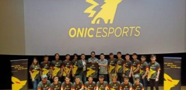 ONIC ESPORTS Jadi Harapan Baru Perkembangan Esports Indonesia
