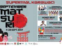 September, Supermal Karawaci Hadirkan MATSURI