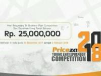 Priceza Young Entrepreneur Competition 2018: Ajang untuk Wujudkan Ide Bisnis Generasi Muda Indonesia