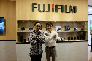 Fujifilm Buka FUJIFILM Learning Center Pertama di Indonesia