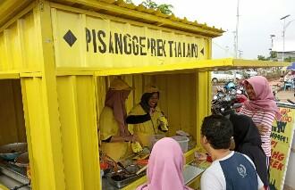 Buka Usaha Jajanan Pisang Geprek Thailand XIXY Dengan Modal Rp 4 Jutaan