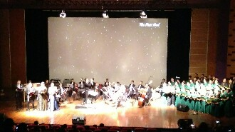 "Sambut Natal, Vetalia Menggelar Konser Amal  ""A Gift Of Christmas Harmony'"