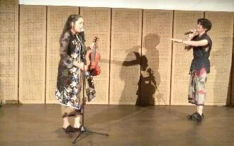 Penyanyi Mia Ismi dan Kiel Dharmawel Rubah Penampilan Dengan Gaya Baru
