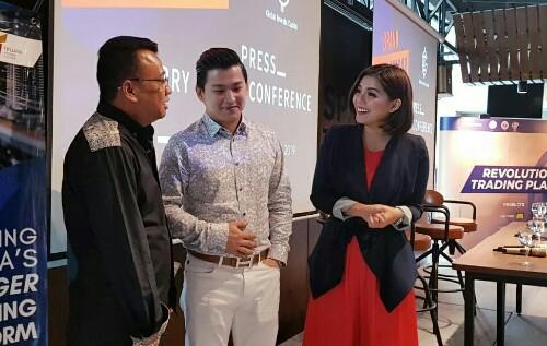 Terpilih Brand Ambassasor GIC, Merry Optimis Dapat Mengedukasi Masyarakat di Investasi