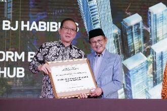 BJ Habibie Ungkap Visi Baru Batam dengan Project Meisterstadt Senilai 1 Milyar USD