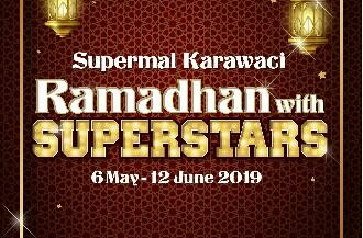 Supermal Karawaci Hadirkan Ramadhan with Superstars