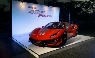 Waktu Dekat, Ferrari 488 Pista Debut Pertama Mengaspal di Indonesia