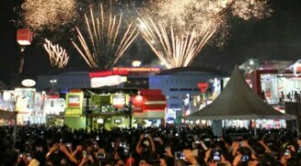Resmi di Buka Kemeriahan Jakarta Fair Kamayoran 2019