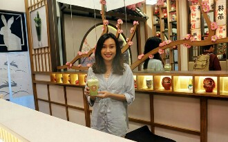 Cafe Uji Matcha Sajikan Teh Otentik  Khas Jepang di Indonesia
