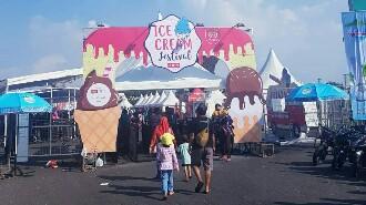 Ice Cream Festival 2019 di Kota Harapan Indah, Sajikan 20 Varian Rasa