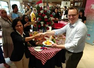Kafi Kurnia: Makanan Khas Indonesia Yang Akan Mendunia