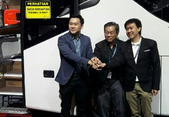 Kenyamanan Penumpang di Transportasi, Laksana Memperkenalkan Legacy SR2 Suites Class