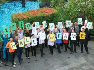 Hotel Melia Purosani Yogyakarta Raih Sertifikat TripAdvisor Hall of Fame