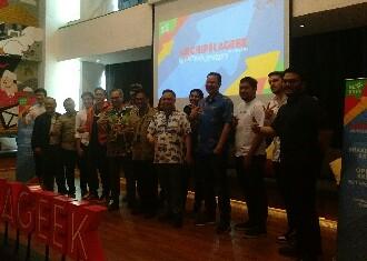 "Bekraf Apresiasi Talenta Muda di ""ICING Archipelageek SXSW 2020"""