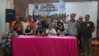 Jambore Nasional VIA Emas ke-50 Siap di Gelar