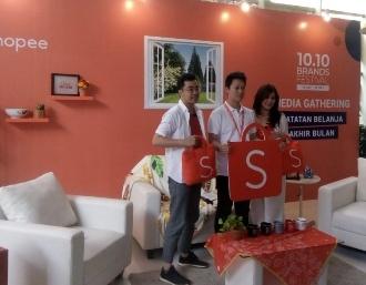 Shopee Perluas Akses Pada Kebutuhan Rumah Tangga Dengan 10.10 Brands Festival
