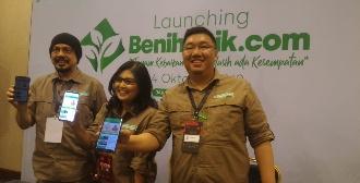 Saling Berbagi Untuk Sesama, BenihBaik.com Resmi di Luncurkan