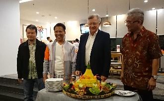 Tampilan Baru HARRIS Cafe di HARRIS Hotel Tebet Jakarta
