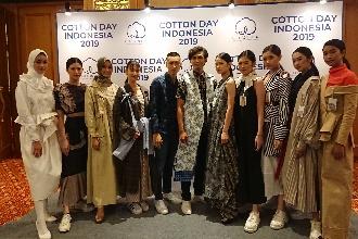 Cotton Day Indonesia Pertemukan Komunitas Fesyen dengan Pelaku lndustri Tekstil
