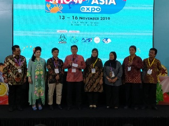 Pemerintah Optimis, Seafood Show of Asia 2019 Tingkatkan Produk Perikanan Indonesia