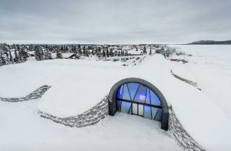 Booking.com menghadirkan 5 Iglo dan Hotel Es Terkeren di Dunia untuk  Menginap Saat Musim Dingin