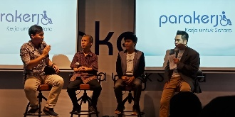 PPDI Gandeng Pubisindo Luncurkan Aplikasi Parakerja.co.id