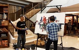 Swiss-Belresidences Rasuna Epicentrum Gandeng KOPPI Gelar Pameran Lukisan dan Karya Seni