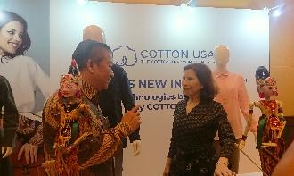 Cotton USA Dampingi Industri Tekstil Indonesia Bersaing di Global