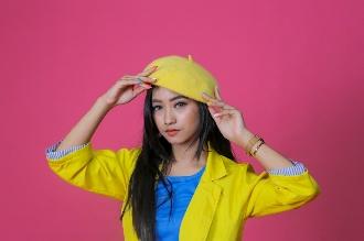 Rilis Single Kedua, Rifa Melinda Berharap Lagu 'Maunya Sama Kamu' Melesat di Pasaran