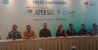 Tangsel Sambut Munas APEKSI VI dan Pagelaran Indonesia City Expo 2020