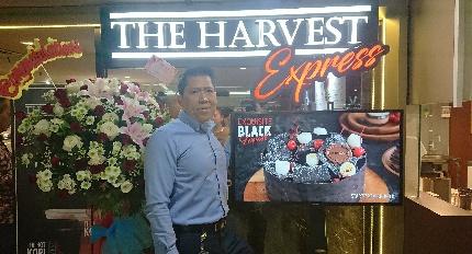 Resmikan Store ke-13, The Harvest Express Hadirkan Varian Baru