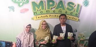 Nayz Luncurkan Bubur Bayi Organik Pertama di Indonesia